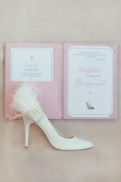 Maid to Order- Bridesmaids Invitations