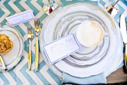 A Stylish Soiree - All in the Details