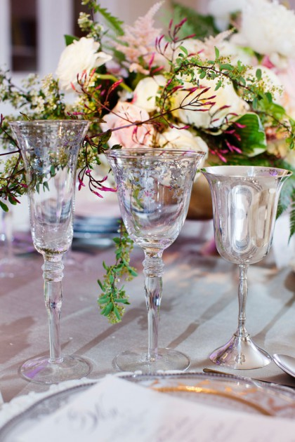 Crystal Frasier Weddings Tabletop