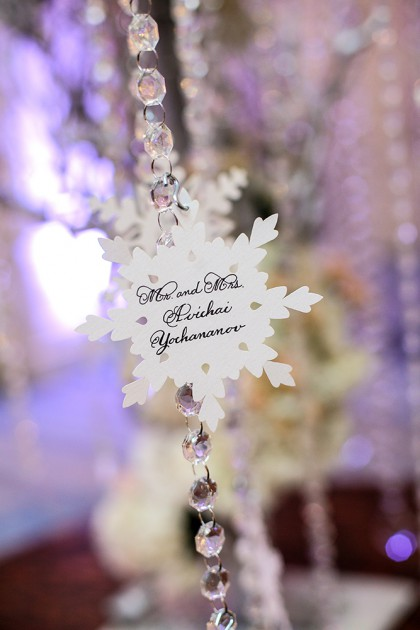 Winter Wonderland - Julie + Aharon