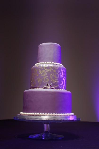 Donnie Brown Weddings | Alluring in Amethyst