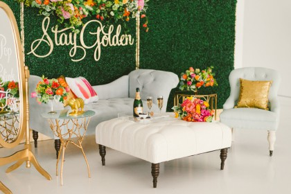 Rent It/Style It | Propmaker Event Rentals & Grit + Gold