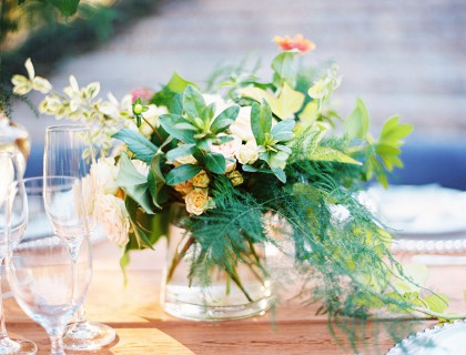 Grit + Gold Tabletop | Garden Charm