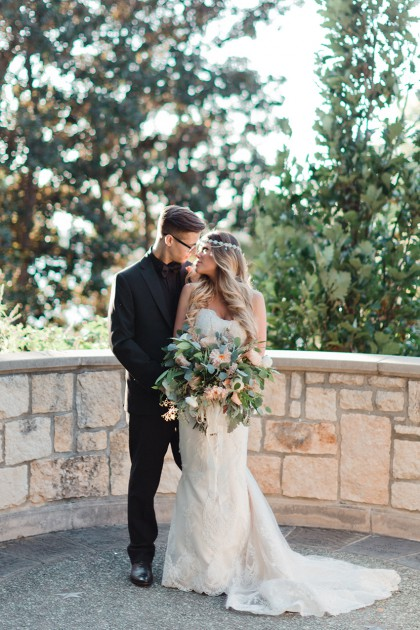 Vows that Wow   Amber and Clinton