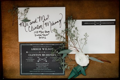 Vows that Wow | Amber and Clinton