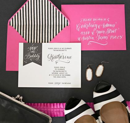 Wedding Party Invites