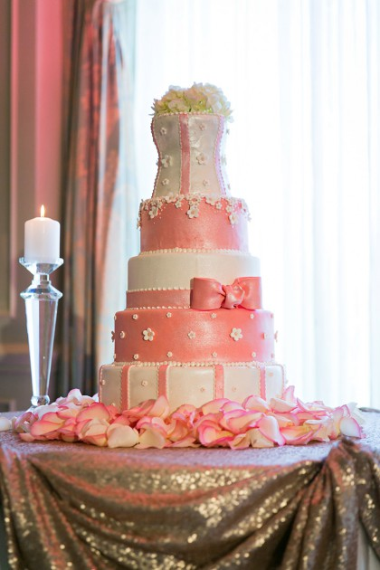 Donnie Brown Weddings and Events   Blushing Elegance