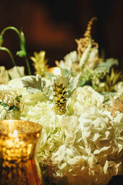 Glam Fort Worth Wedding Featuring R Love Floral Katey Paul