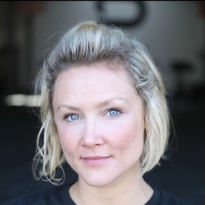 Headshot Owner and Head Trainer: Katherine Bahlburg