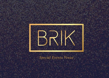 BRIK Special Events Venue - North Texas Wedding Venues