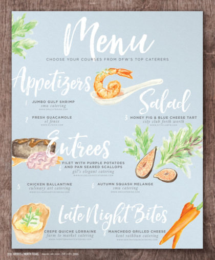 BridesofNorthTexas_FW2016Issue_OntheMenu_002