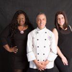 Headshot Makesha , Chef Yossi & Macie