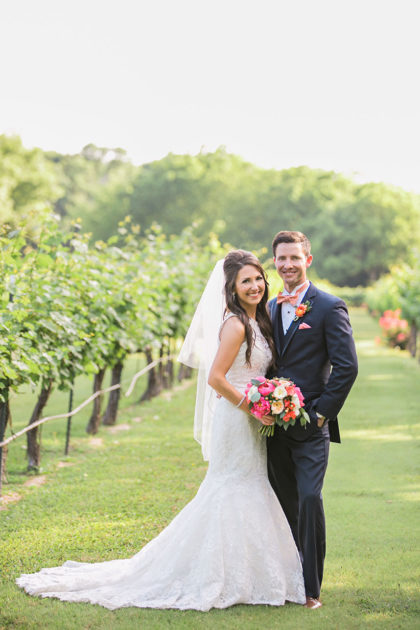 Jillian Beythan And Brady Luby S Romantic Wedding At Mitas