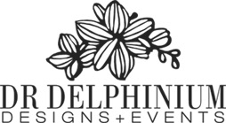 Dr Delphinium Designs & Events Floral, Wedding Planner