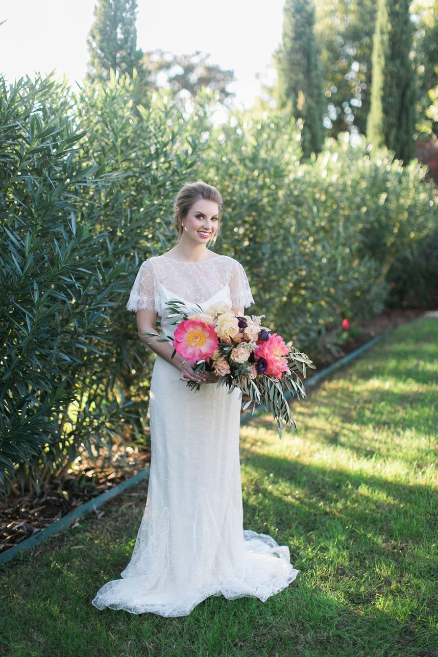 tuscan sunset wedding inspiration by jen rios weddings