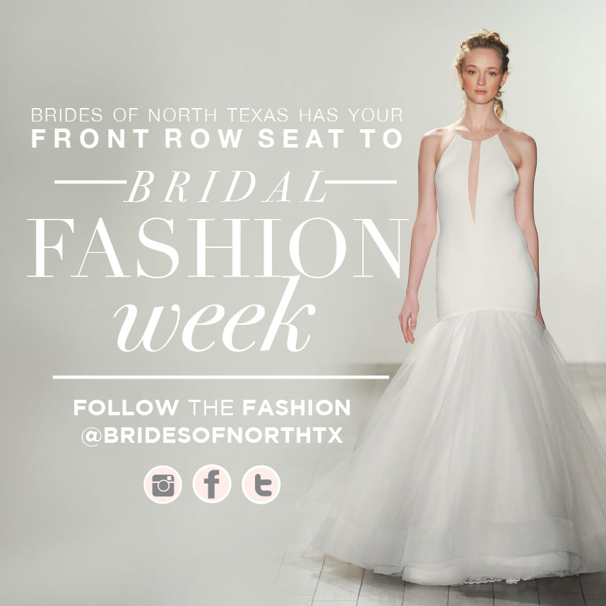 8a4ac7054135 ... International Bridal Fashion Week has officially begun and we couldn t  be more thrilled to partner once again with The Bridal Salon at Neiman  Marcus to ...