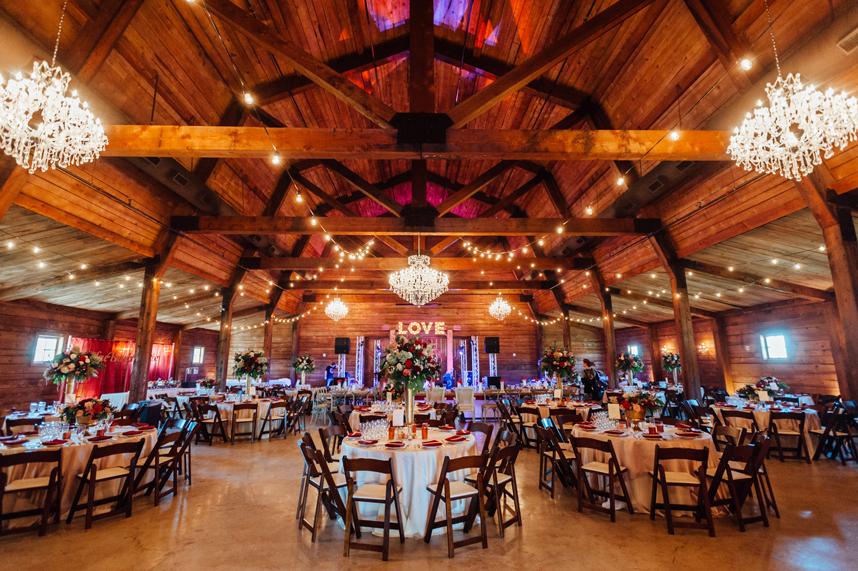 Rustic North Texas Wedding Venues - Part 1
