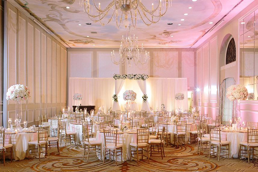 8 Stylish Dallas Ballroom Wedding Venues