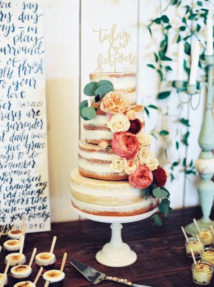 Sarah Foley And Elijah Burge S Organic Dfw Wedding At The