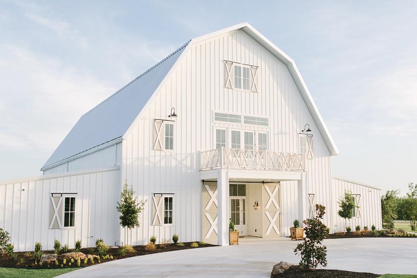 Brand New North Texas Wedding Venues