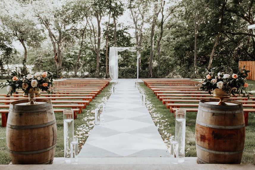 Brand New North Texas Wedding Venues