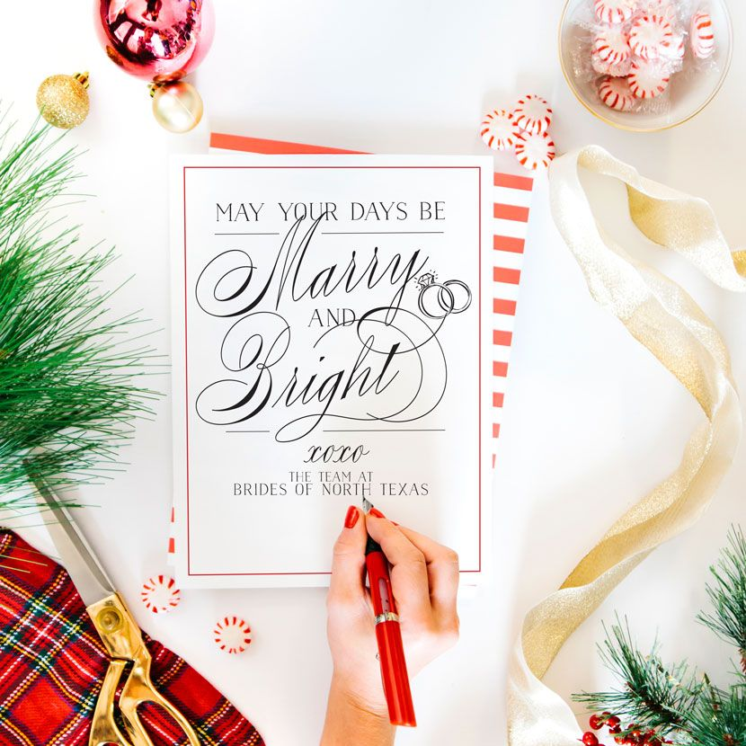 Imitatiebont Plaid Wit.Brides Of North Texas Wishes You A Happy Holiday Season
