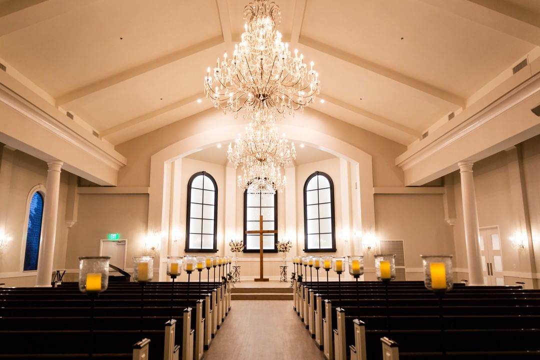 aristide colleyville wedding chapel