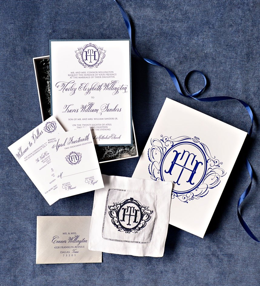dfw invitation designers