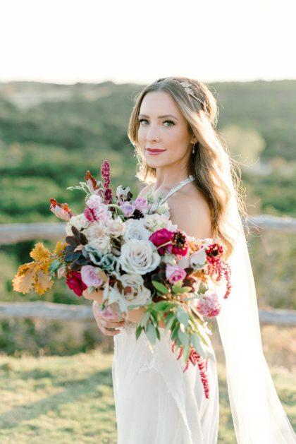 Elegant Al Fresco Wedding Inspiration from Cloud Creative Events