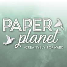 Paper Planet Invitations