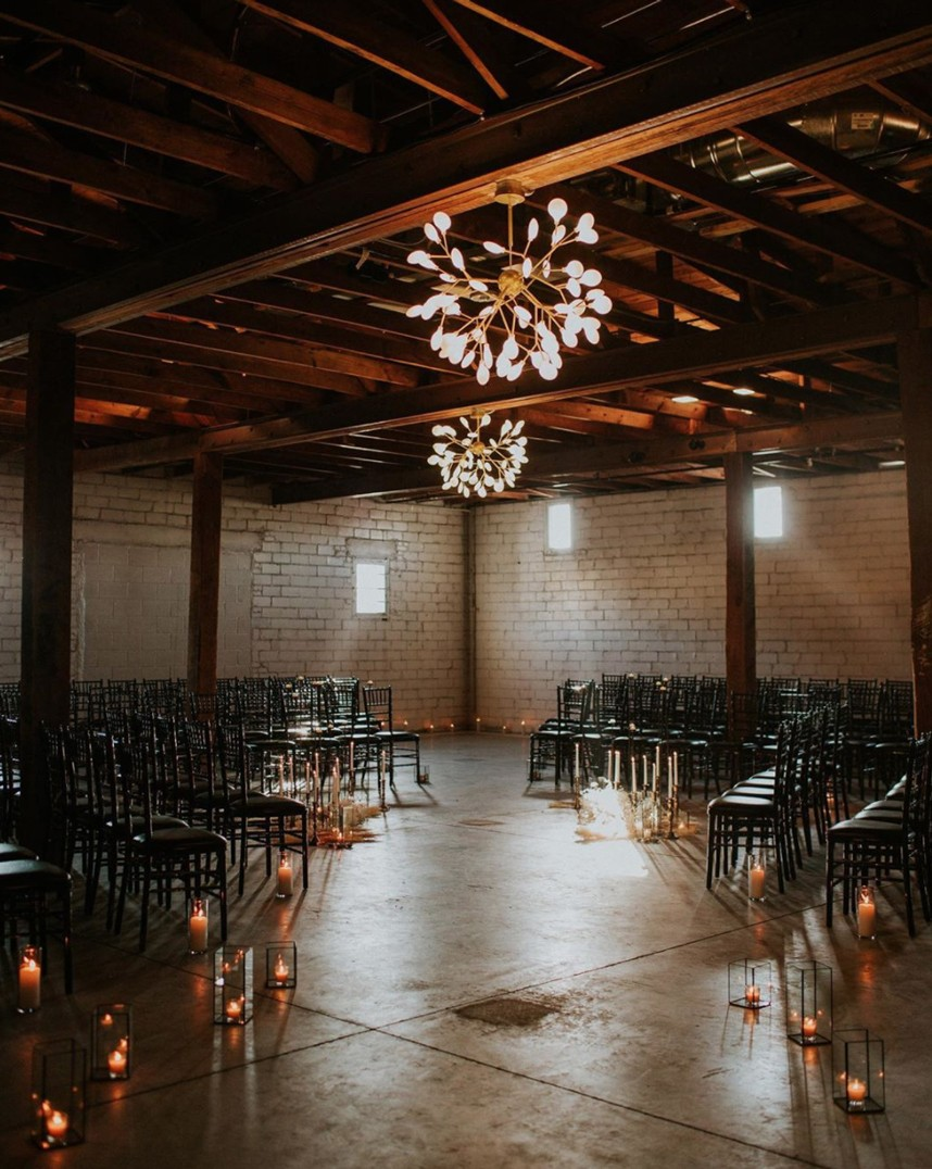 the ostreum dallas wedding venue