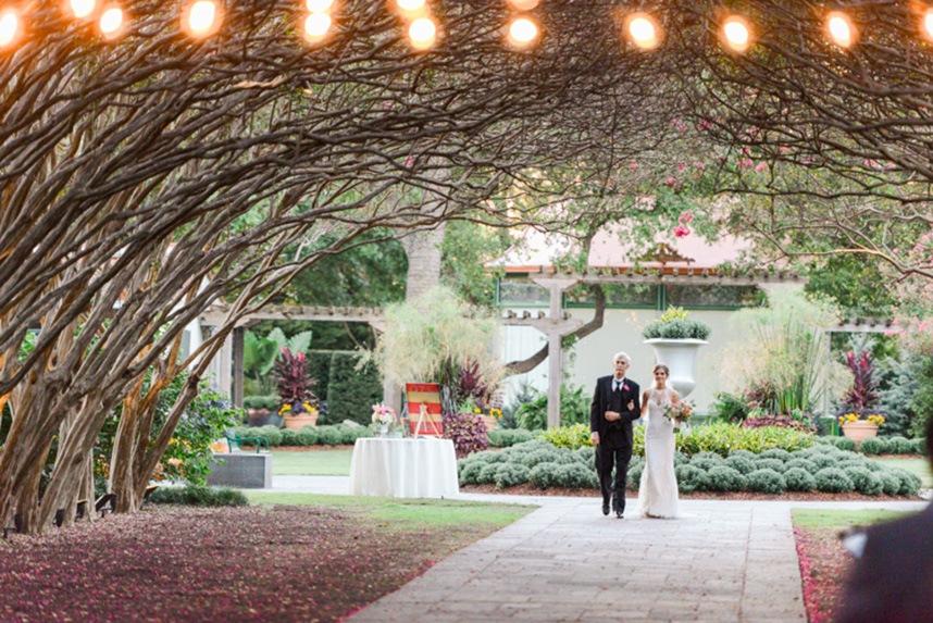 Five Unique Botanical Inspired Dfw Wedding Venues