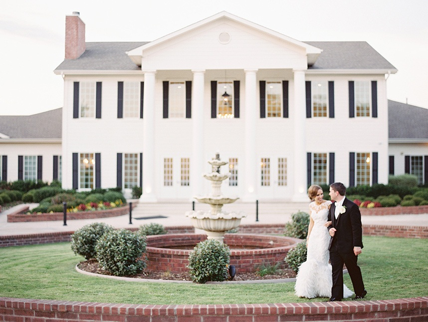 Best DFW Area Venues for an Elegant Black Tie Wedding