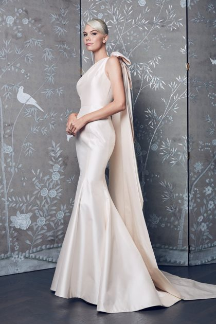8b6bd2ea7dd ... we were thrilled to share our favorite looks as they hit the runway via  Instagram. Thanks to our fashion insiders at The Bridal Salon at Neiman  Marcus ...