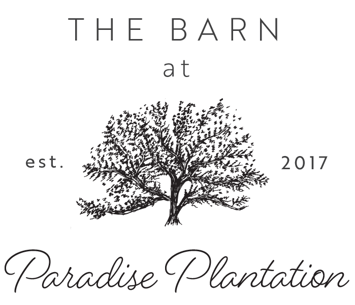 The Barn at Paradise Plantation Venues