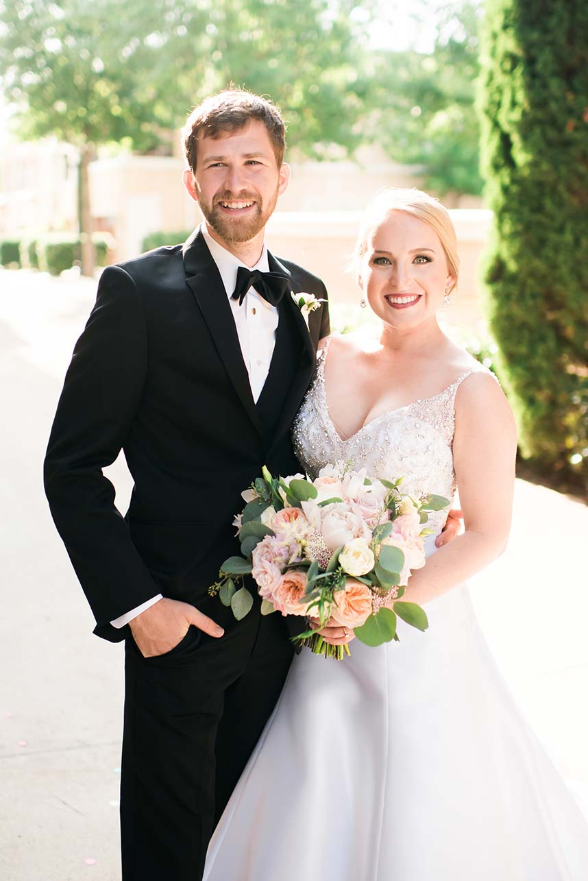 Taylor Rice Weds Kevin Abernathy Sunrise Brunch Wedding Captured by Andrea Elizabeth Photography