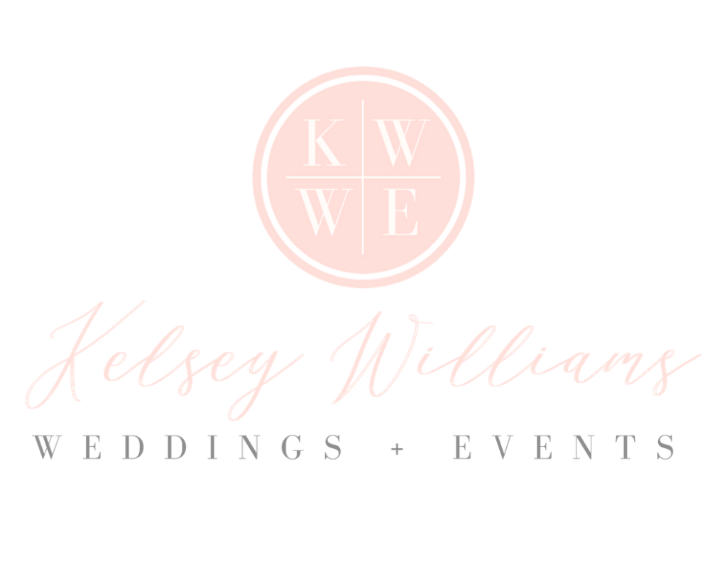 Kelsey Williams Weddings + Events - North Texas