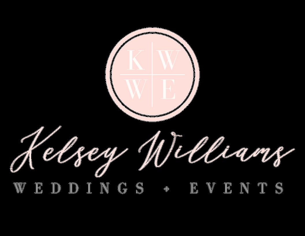 Kelsey Williams Weddings + Events Wedding Planner