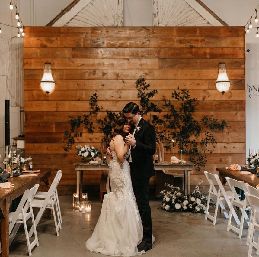 The Station McKinney Wedding Venue