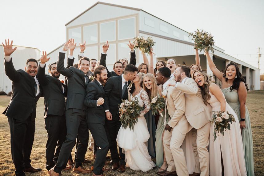 Magnolia Grace Ranch wedding venue