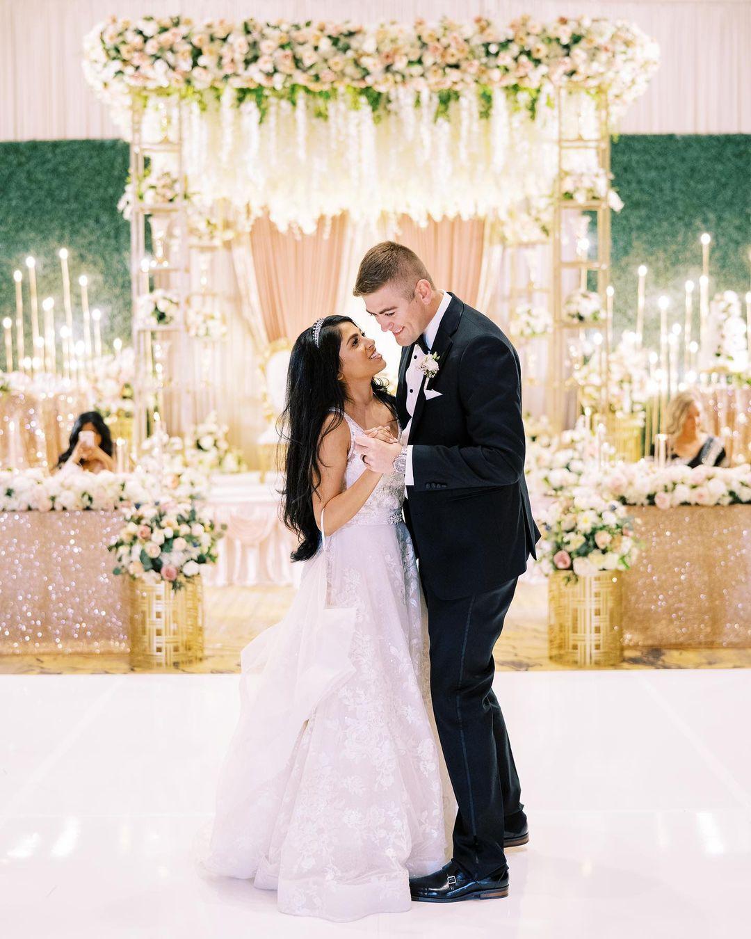 Hilton Dallas/Plano Granite Park wedding