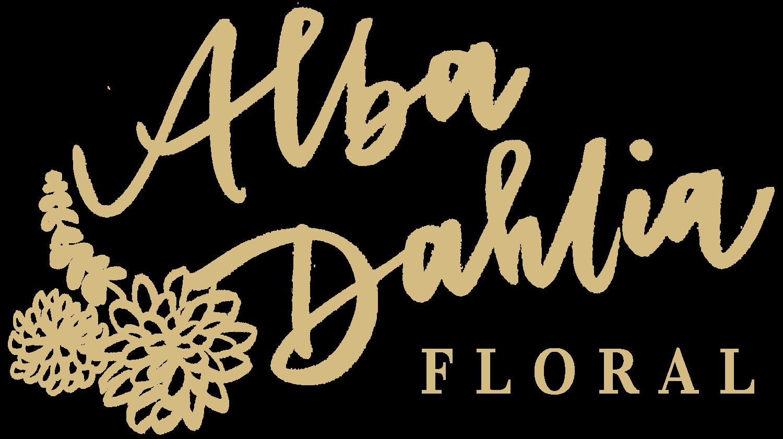 Alba Dahlia Floral Floral