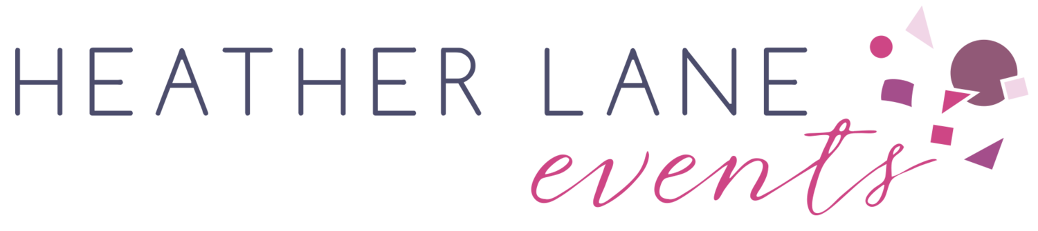 Heather Lane Events Wedding Planner