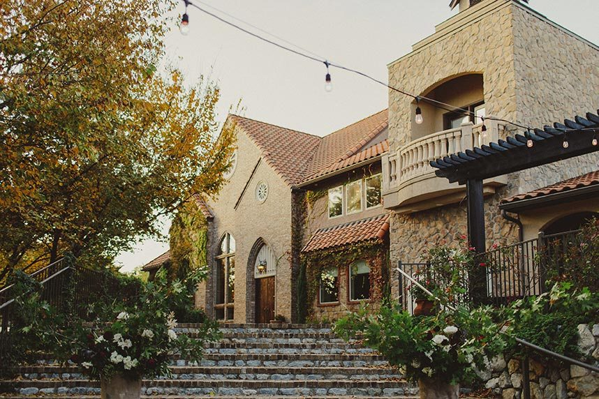 Picturesque Walters Wedding Estates Venues in North Texas