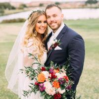Ashley Peer Weds Nick Newman Fall North Texas Wedding at Stonebridge Ranch Country Club