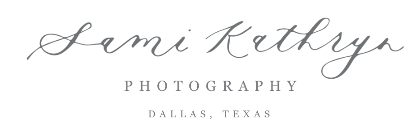 Sami Kathryn Photography - North Texas Wedding Photography