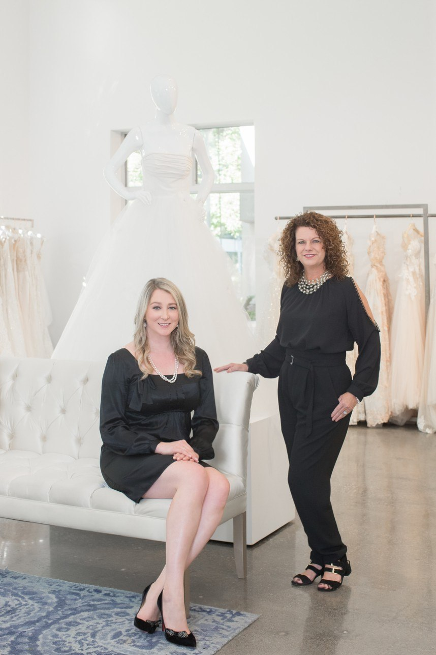 Behind the Boutique: Stanley Korshak Bridal
