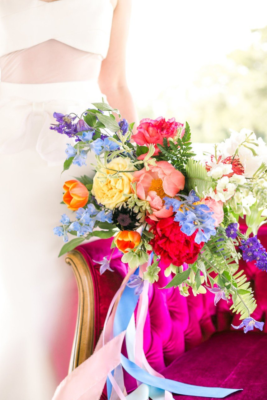 Best of 2018 Wedding Floral Trends