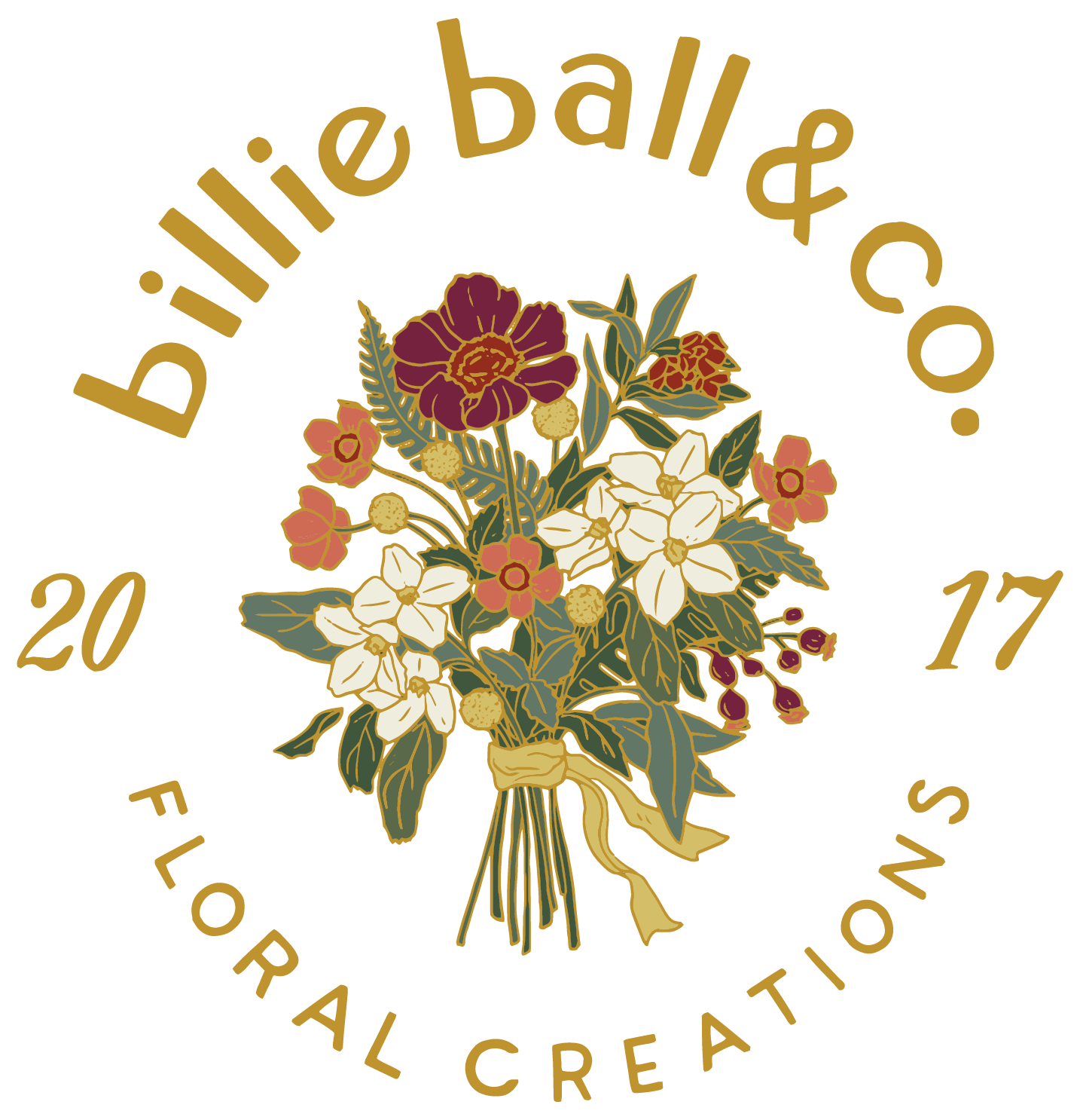 billie ball & co. Floral