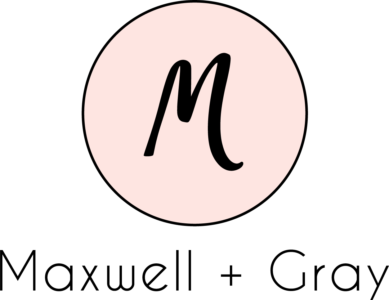 Maxwell + Gray Wedding Planner